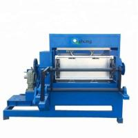 China Recycled Paper Pulp Tray Machine For Egg Tray / Egg Box Easy Operation on sale