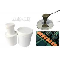 Quality Good Adhesion Conductor Paste, Low Volume Resistivity Conductive Silver Paste for sale