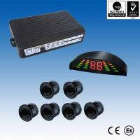 China Competitive and promotional cm accuracy led front and rear parking sensor wholesale