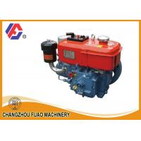 ISO9001: 2000 Single Cylinder Diesel Engine 5.5HP WL6 Evaporative Cooling System Manufactures