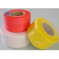 China Single / Double Side Self Adhesive Fiberglass Tape Smooth Surface Easy To Install wholesale