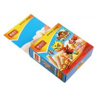 China Cookie / Junk Food Packaging Box For Small Business Custom LOGO Printed wholesale