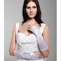 China Applique Bridal Gloves wholesale