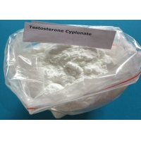 China White Powder CAS 58-20-8 Injectable Testosterone Cypionate Steroid For Body Building wholesale