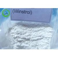 China Raw Hormone Powders Injectable Winstrol Steroid For Bodybuilder 10418-03-8 wholesale