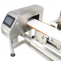 Quality Combo Metal Detector And Automatic Check Weighing Machines In Stainless Steel for sale