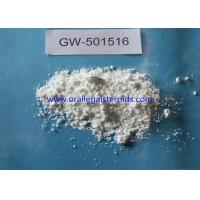 GW 501516 Powder Oral Muscle Building SARMs Promoting Fat Loss 317318 70 0