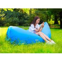 China Outdoor sleeping airbag foldable 100%TPU coating material sleeping on mattress inflatable airbag sofa foldable airbag wholesale