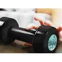 China NEW Novelty Healthy Dumbbell Alarm Clock -Get Up and Shape Up wholesale