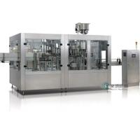 Quality AC 3 Phase Coconut / Olive Oil Filling Machine With Electric And Pneumatic Driven for sale