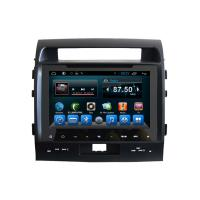 Land Cruiser 2011-2015 TOYOTA GPS Navigation with dvd player / Toyota DVD Navigation System Manufactures