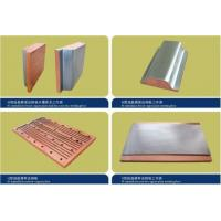 China Specialized Solid Textured Copper Sheet / Distressed Perforated Copper Sheets Use In CCM on sale