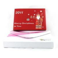 "China A4 / A5 / A6  4.3"" , 5"" LCD Video Birthday Cards / Lcd Video Brochure Module wholesale"
