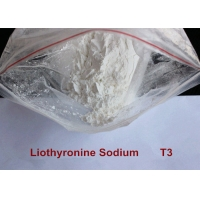 China Weight Loss Pharmaceutical Raw Materials L Triiodothyronine T3 Liothyronine Sodium CAS 55-06-1 wholesale