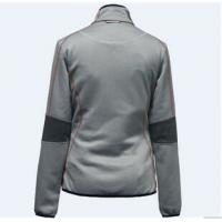 China New fashion outdoor zip up women's fleece jacket wholesale