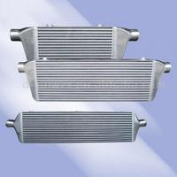 China 2-40 bar Fin Tube Heat Exchanger / Aluminum Plate And Bar Fin Transmisson System on sale