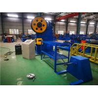 China Fully Automatic Expanded Metal Mesh Machine Razor Barbed Wire Making 9 Strip wholesale