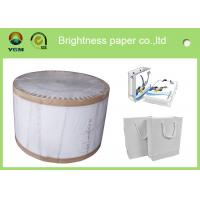 China Mixed PulpWhite Back Duplex Board with Full Gram 250g-450g for Boxes Printing wholesale