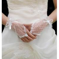China Fashion Sheer Bridal Gloves wholesale