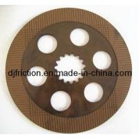China Komatsu Series Paper Based Croci Friction Plate (JWM-003A) wholesale