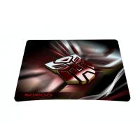 China 19*23*0.2cm Non-fading, durability 3g wifi google Rubber + PVC leather smart Non Slip Mouse Pads on sale