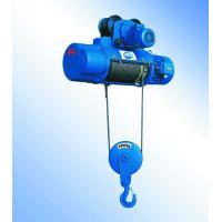 China Steel Electric Wire Rope Hoist Trolley Winch For Lifting Pendant Control High Efficiency wholesale