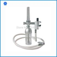China single stage medical oxygen pressure regulator gas regulator /oxygen regulator with flow meter wholesale