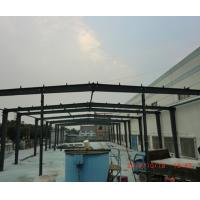 China Modern Light Steel Frame Building , Q235 / Q345 Rustproof Large Span Steel Structures wholesale
