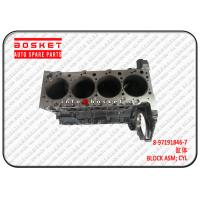 Cylinder Block Assembly for ISUZU 4HG1 8-98204533-1 8-97191846-7 8982045331 8971918467 Manufactures
