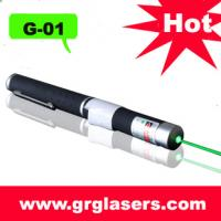 China 5mw Green Laser Pointer Pen Mid -Open  Bean Light High Power 532nm With 5 MILE RANGE Made In China on sale