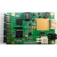 China Fully turnkey PCB assembly Autopilot control board 6 layers with ENIG finish and impedance control wholesale