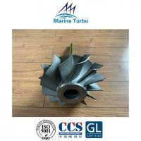 China T- MAN Turbocharger / T- NR14/S Turbine Shaft For Marine Turbo Replacement Parts wholesale
