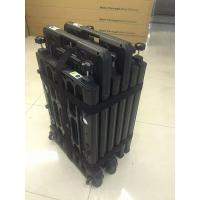 China Multi Zones Body Search Walk Through Magnetometer LED Display Portable Fold Door wholesale