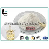 China High Purity Testosterone Cypionate 250 Mg CAS 58-20-8 Yellow Liquid For Fitness wholesale