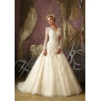 China China Wedding Dress /2014 Lace Long Sleeve Wedding Dress wholesale