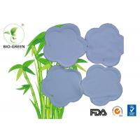 China Washable Organic Bamboo Nursing Pads , Bamboo Washable Breast Pads For Mother wholesale