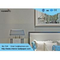 Low flammability Luxury Non Woven Wallcovering For Entertainment