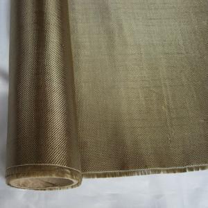 China Insulation plain basalt fiber cloth with wide application area wholesale