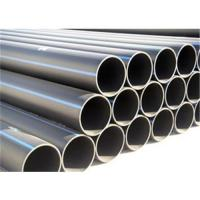 Quality HDPE pipes Corrugated Drainage Conduit With Steel Belt Reinforced for sale