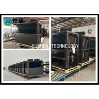 China Outside Heating And Air Conditioning Systems / Central Air Source Heat Pump 25HP wholesale
