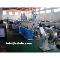 China Overlap Welding PEX-AL-PEX Tube extrusion machine wholesale