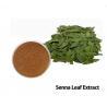 China Herbal Medicine Natural Powder 8% Sennoside Senna Leaf Extract for Weight Loss wholesale