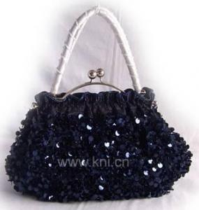 China glass beads bag wholesale