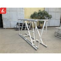 China Customized Shaped Folding Exhibit Truss Outdoor / Indoor Events DJ Truss Stand wholesale