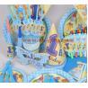 China Boy first birthday Rocket bear birthday Kids Birthday Decoration Set Baby Birthday Party pack wholesale