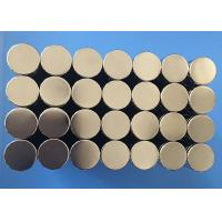 China Hot Sale Good Quality Customized Small Size Disc Sintered Ndfeb Magnete wholesale
