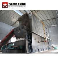 China YLW Horizontal Chain Grate Biomass Coal Fired Thermal Oil Boiler Heater wholesale
