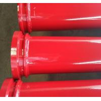 China DN125 Concrete pump twin wall pipe wholesale