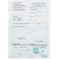 SILVER DRAGON INDUSTRIAL LIMITED Certifications