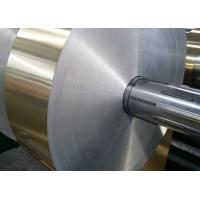China Cladding Alloy 1050 Heat Exchanger Aluminium Strip Foil For Finned Tubes Fabrication on sale